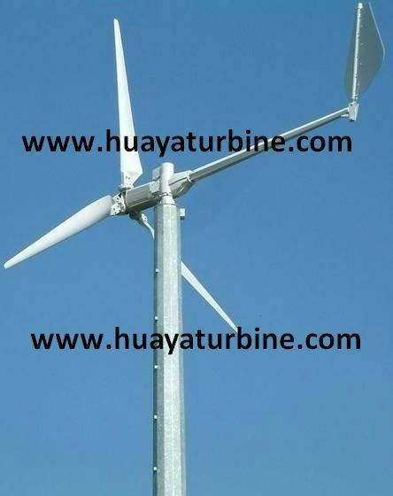 5kw wind turbine  4