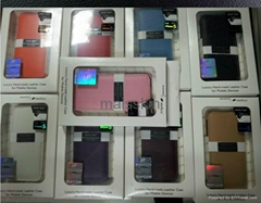 iphone 5 melkco jacka type leather case