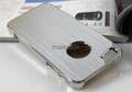 iphone 5 Luxury Brushed Metal Aluminum