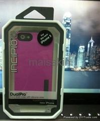 iphone 5 US brand incipio daulpro case wholesale