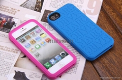 iPhone 5 Marc by Marc Jacobs Rubber Protective Case