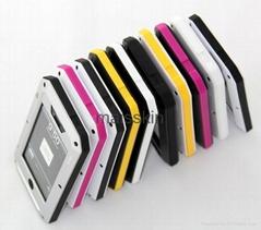 Iphone 5 Lunatik Taktik Case metal aluminum case with Gorilla Glass