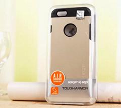 wholesale iphone 6 4.7 Spigen sgp Tough Armor case with retail packaging
