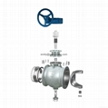 Stainless Steel Ball Segmented Valve