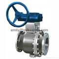 Stainless Steel Fiexd Type Ball Valve