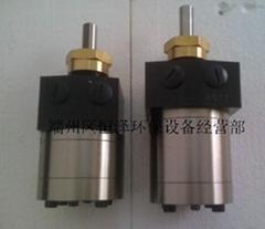 DISK靜電噴漆齒輪泵