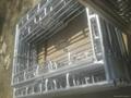 Pre gal H frame scaffolding 3