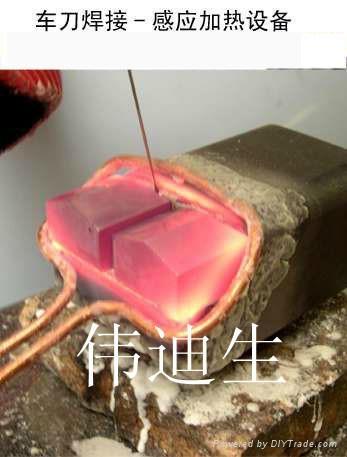 高頻銅管焊機 2