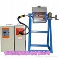 中频熔铝炉 1