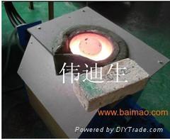 中频熔铝炉 2