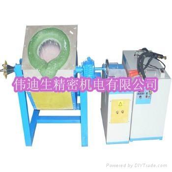 中频铝熔炼炉 5