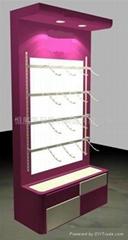 Underwear display cabinet