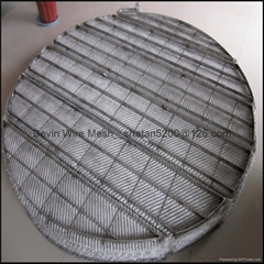 Stainless Steel Wire Mesh Mist Eliminator
