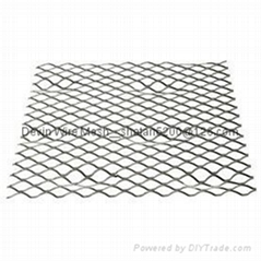 "1"" (hexagonal openings) x 20-gauge Hot Dipped Galvanized 36"" x 150' self furring"