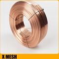 Copper-plated Ga  anized Carton Stitching Flat Wire For Corrugated Box 4