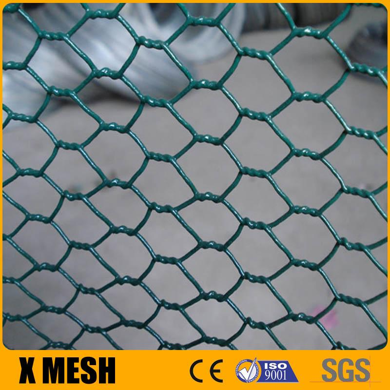 1/4 inch heavy gauge hexagonal wire mesh for ceiling tile 3