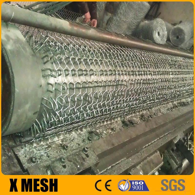 14 Inch Heavy Gauge Hexagonal Wire Mesh For Ceiling Tile Chicken