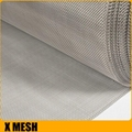100 Mesh Plain Woven Stainless Steel Wire Mesh Screen With any shape