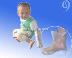 四肢充氣夾板