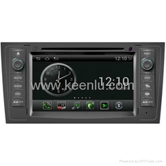 Android Car DVD GPS for Audi A6 1997-2004