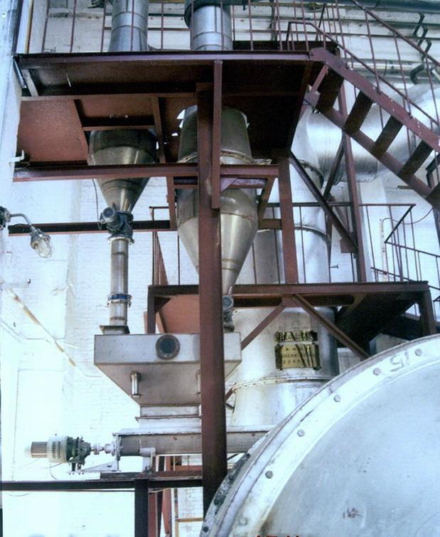 Zinc calcine carbide furnace 1