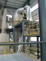 Zinc carbonate decomposition furnace 4