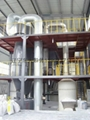 Active zinc oxide by calcining furnace 4