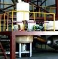 Titanium dioxide drying machine