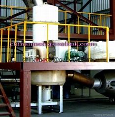 Titanium dioxide drying