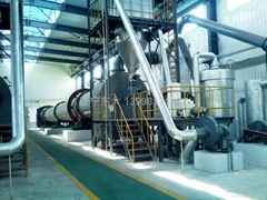 Molybdenum Oxide Drying and Calcination Equipment