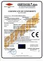 Zinc carbonate decomposition furnace 12