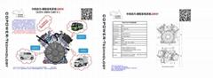 電動汽車增程器 鋰電增程器發電系統 20千瓦 電壓72V-600V