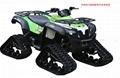 卡豹動力ATV-RTS800沙灘車履帶系統 3