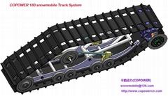 卡豹動力SnowEagle320雪地摩托車履帶
