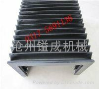 濟南風琴式機床導軌防塵護罩 4