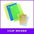 color a5/a4 pp clipboard