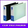 color a4 pp special clip file folder for