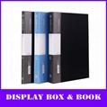 convenient color a4 pp display book