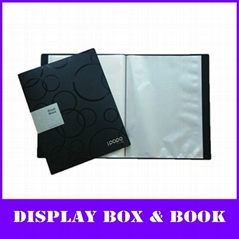Royal Black a4 pp Display book (40page)