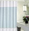 Printed water resistant shower liner 1