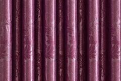 Blackout jacquard polyester curtain