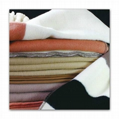 Viscos soft warm blanket throw scarf