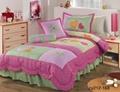 Kid's Girl's bedspread comforter bed cover 1
