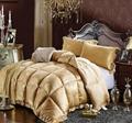 Jacquard comforter bedspread bed cover