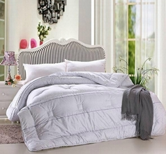 Hypo Allergetic Anti Mite comforter bedspread bed cover with filling padding qui