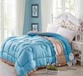 Quilted Winter comforter bedspread bed