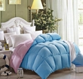 Dual-color Quilted Winter comforter