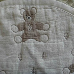 Cotton baby quilt cover blanket bedding set