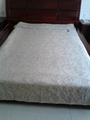 Jacqaurd 2-ply bedspread bed cover throw blanket sheet