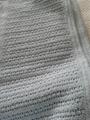 Cotton woven bedspread blanket throw